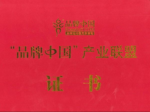 品牌中國(guo)產品聯盟
